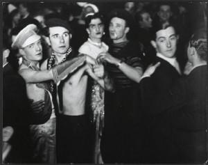 Un bal interlope au Magic City dans les années 1940, ©Brassaï